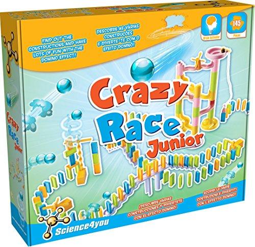 Science4you Crazy race junior, juguete educativo y científico (486895)