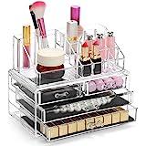 Display4top cosmetico dell' organizzatore di immagazzinaggio, Make Up dell' organizzatore di immagazzinaggio Cosmetici per Ba