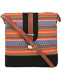 All Things Sundar Womens Sling Bag / Cross Body Bag - S14 - 71