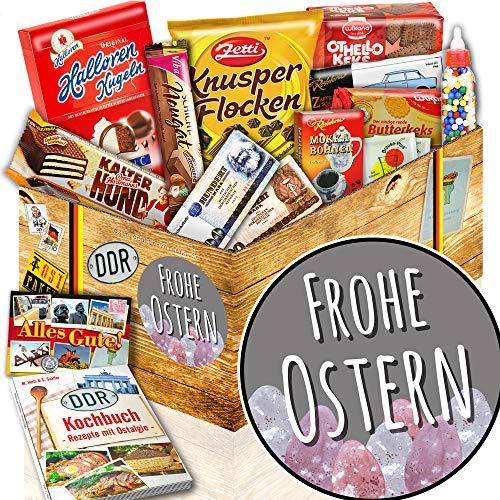 Frohe Ostern - Süßigkeiten Geschenkset L - süße Ostergeschenke