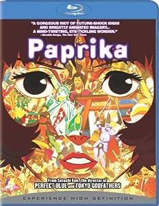 Paprika (Ws Dub Sub Ac3 Dol) [Blu-ray] [2006] [US Import]