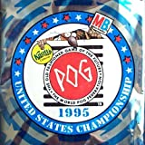 POGS 1995 Sealed USA WPF TOURNAMENT KNOTTS FOIL PACK - SUPER ULTRA RARE - POG SHOP