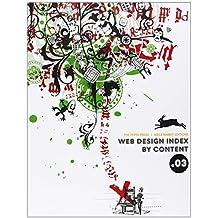 Web Design Index by Content.03 (1Cédérom)