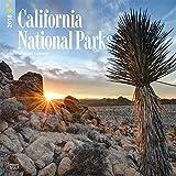 California National Parks - Kalifornische National Parks 2018-18-Monatskalender mit freier TravelDays-App: Original BrownTrout-Kalender [Mehrsprachig] [Kalender] (Wall-Kalender) - BrownTrout Publisher