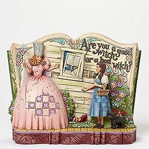 617llVMqSuL. SS300  - Jim Shore Wizard of Oz Storybook Figurine