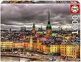 Educa 17664 1000 Sehenswürdigkeiten Von Stockholm, Schweden