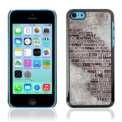 Graphic4You Mermaid Underwater Design Harte Hülle Case Tasche Schutzhülle für Apple iPhone 5C Design #16