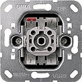 Gira Wippschalter 010600 Wechsel Einsatz, 250 V