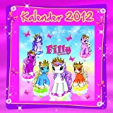 Filly-Unicorn-Wandkalender 2012