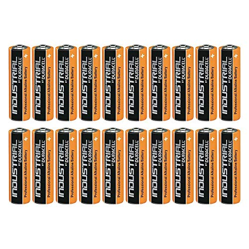 Duracell AA Industrial Battery A...