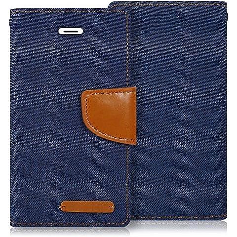 Sunroyal® [Flip Case Cover] para Samsung Galaxy Note 4 N9100 Funda PU Cuero Carcasa Con [Cierre Magnético] [Función de Soporte] [Billetera con Tapa para Tarjetas] Wallet Libro Estilo +1 X Stylus Pen +1X Enchufe del Polvo