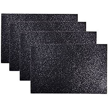 Set Of 4 Place Mats Dinner Dining Table Placemats