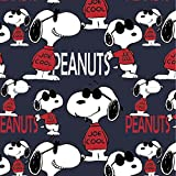 Snoopy Peanuts Joe Cool Navy Dunkelblau Sonnenbrille -