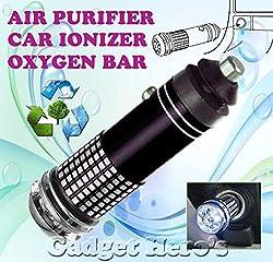 Gadget Hero's Mini Car Auto Ionizer Fresh Air Purifier (40 g)