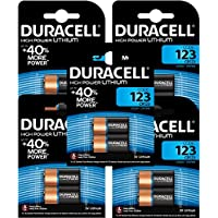 Duracell DURALOCK 3 V Lithium Photo Batteries (Pack of 10)