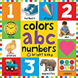 Big Board Books Colors, ABC, Numbers (First 100) - Best Reviews Guide