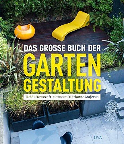 Das große Buch der Gartengestaltung Buch-Cover