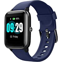 """HOTNIX-Smart Watch for Android/Samsung/iPhone, Activity Fitness Tracker for Men Women & Kids, Smartwatch with 1.3"""" Full…"""