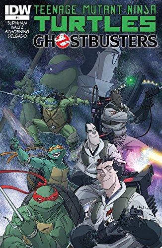 Teenage Mutant Ninja Turtles/Ghostbusters #1 (of 4) (English Edition)