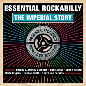 Essential Rockabilly The Imperial Story