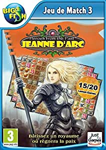 Heroes from the Past : Jeanne d'Arc