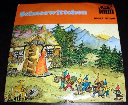 Schneewittchen (Vinyl Single) RPM 33 Mini LP