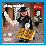 PLAYMOBIL 6099 - Martin Luther: 500 Jahre Reformation 1517-2017