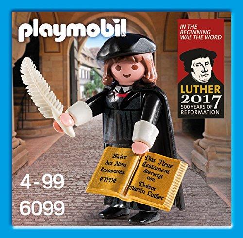 Preisvergleich Produktbild PLAYMOBIL 6099 - Martin Luther: 500 Jahre Reformation 1517-2017