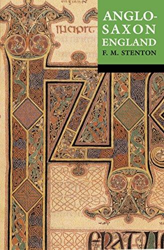 Anglo-Saxon England (Oxford History of England Book 2) (English Edition)