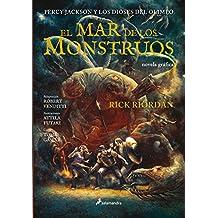 El mar de los monstruos: Percy Jackson y los Dioses del Olimpo II (Novela Gráfica)
