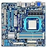 Gigabyte GA-880GMA-UD2H Mainboard Sockel AMD AM3 880G 4x DDR3 Speicher Micro ATX