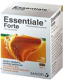 Essentiale forte ir hipertenzija)