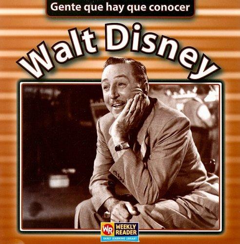 Walt Disney (Gente que hay que conocer / People We Should Know) por Jonatha A. Brown