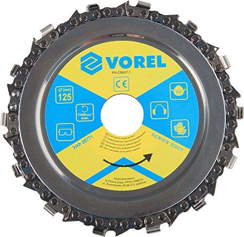 Preisvergleich Produktbild Vorel 08771–125mm-Kette