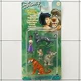 Hasbro - Spielfiguren - Dschungelbuch 2 - Dschungelfreunde