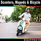 Scooters, Mopeds, And Bicycle Sound Effects