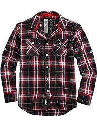 Surplus Homme blouse chemise bûcheron