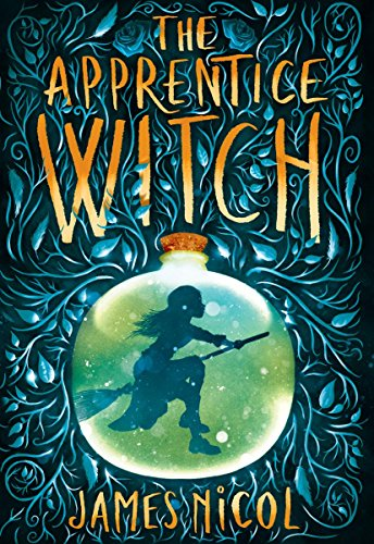 The Apprentice Witch por James Nicol