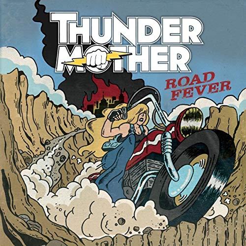 Road Fever (Old-school-cd)