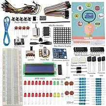Sunfounder Project - Kit de componentes para Arduino UNO R3