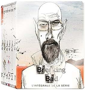 Breaking Bad - Intégrale de la série [Édition limitée collector Ralph Steadman - Boîtiers SteelBook]