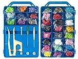 BabySnaps Koffer Mit BabySnap Snaps, Zange Und Werkzeug 660 Snaps Zertifiziert Nach Oeko-Tex Standard 100, Zertifikatnummer: 15.0.69299
