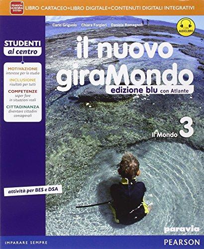 Nuovo giramondo. Ediz. blu. Per la Scuola media. Con e-book. Con espansione online: 3