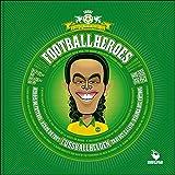 Fußballhelden - Football Heroes - Héros du Foot - Eroi del Calcio: Das komplette Album mit über 700 Sammelbildern zur Weltmeisterschaft - The complete ... Cards (Fussballhelden - Football Heroes) - Jerzovskaja, Ashi