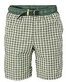 REJOICE Kurze Hose Herren Moth Shorts Boulderhose für Damen und Herren – Outdoorhose für bewegungsfreies Bouldern, Klettern, Trekking, Wandern (Grau, XXL)