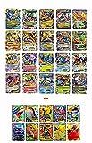 Pokemon Ex 20 Cards Gold Series All Mega:-