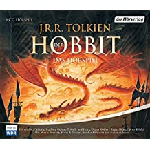 Der Hobbit, 4 Audio-CDs