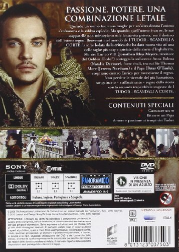 tudors cofanetto  Tudor - Royal Collection (Cofanetto - 12 DVD)