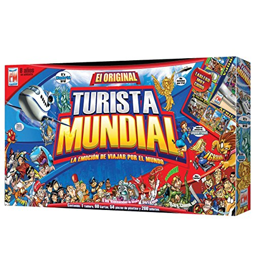Fotorama / El Original Turista Mundial Juego de Mesa [Global Economy Board Game] by Fotorama