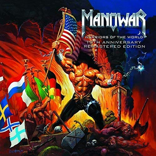 Warriors of the World by MANOWAR (2013-07-09)